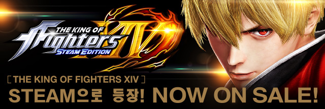 KOF XIV STEAM EDITION
