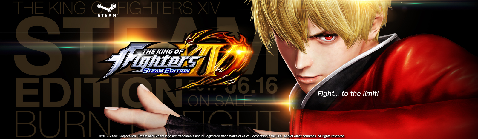 THE KING OF FIGHTERS XIV STEAM EDETION