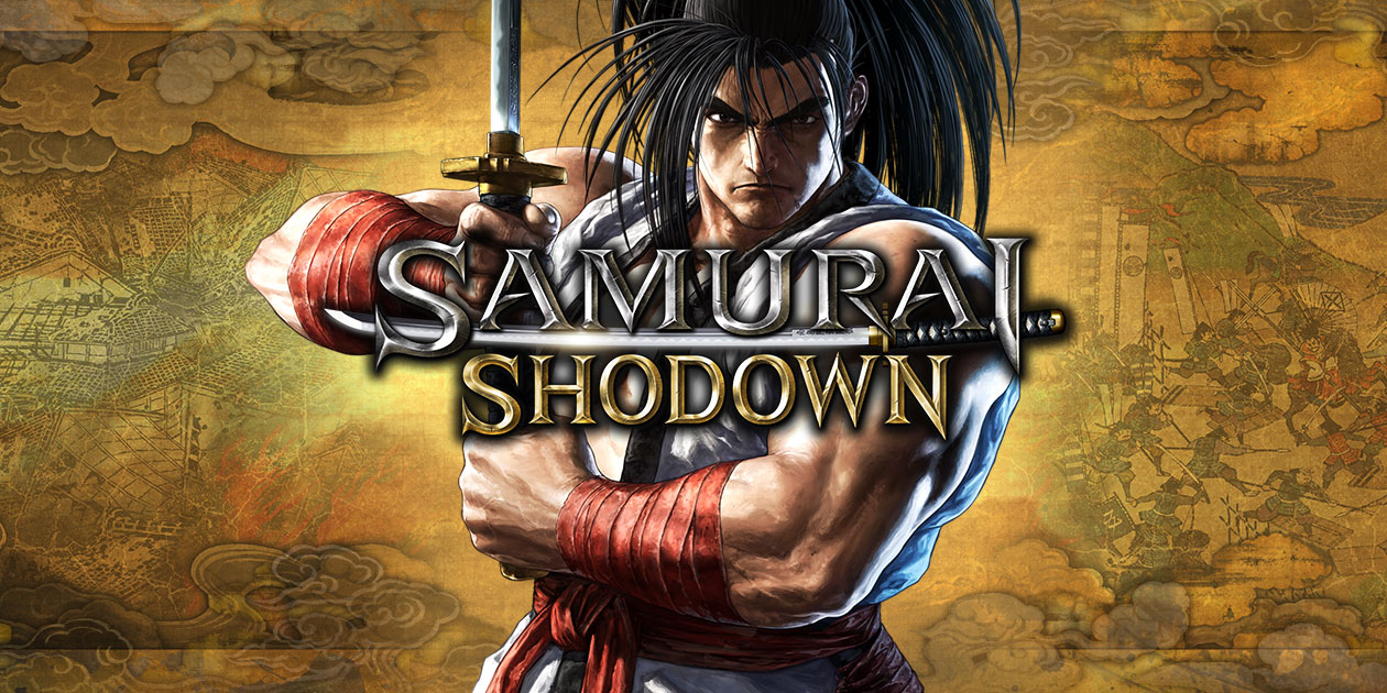 SAMURAI SHODOWN OFFICIAL WEBSITE | SNK