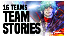 Team Stories are up!