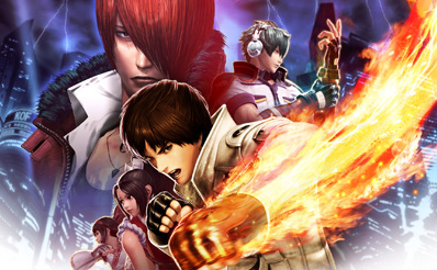 The King Of Fighters Xiv Playstation4 Snk