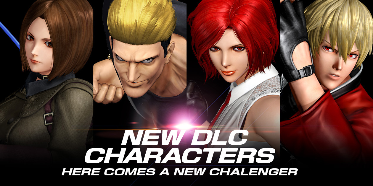 THE KING OF FIGHTERS XIV   PlayStation®4   SNK