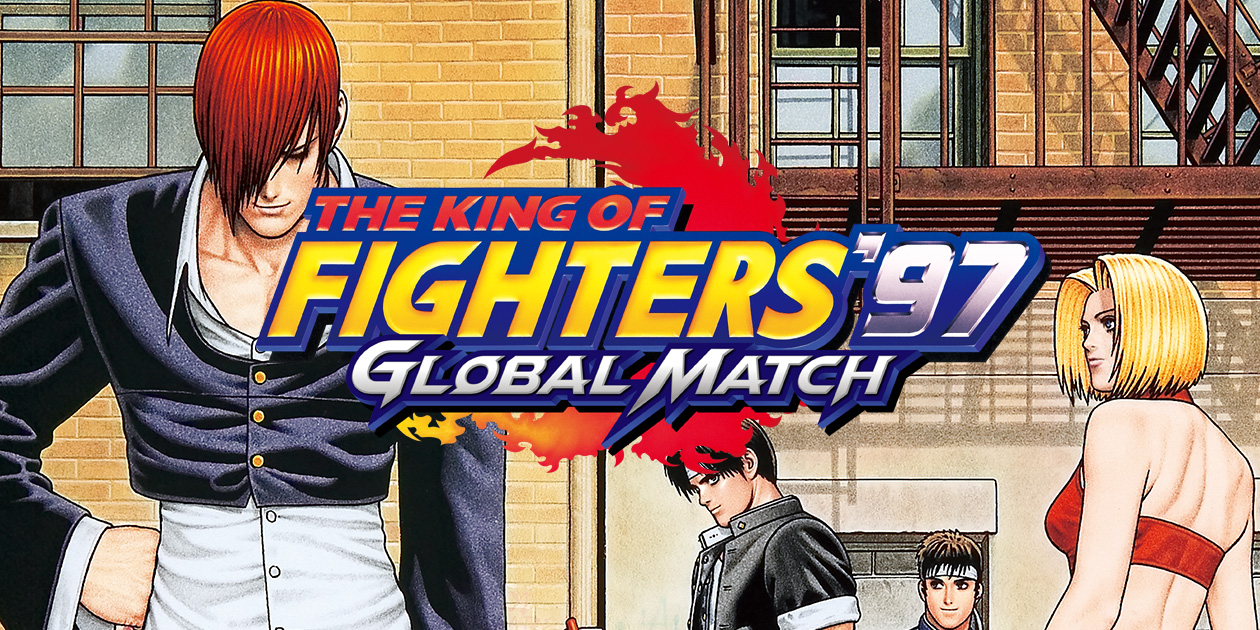 The King Of Fighters97 Global Match Snk