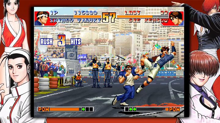THE KING OF FIGHTERS'97 GLOBAL MATCH | SNK