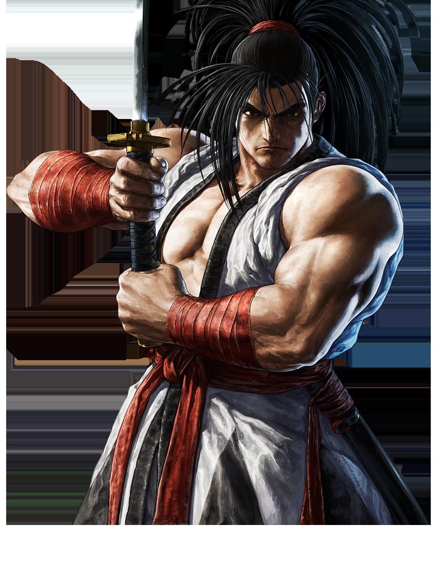 Samurai Shodown ps4, xboxOne, Stadia, NSwitch-characrter