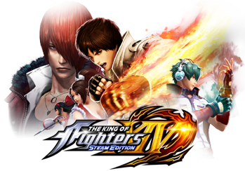 THE KING OF FIGHTERS XIV STEAM EDITION | SNK