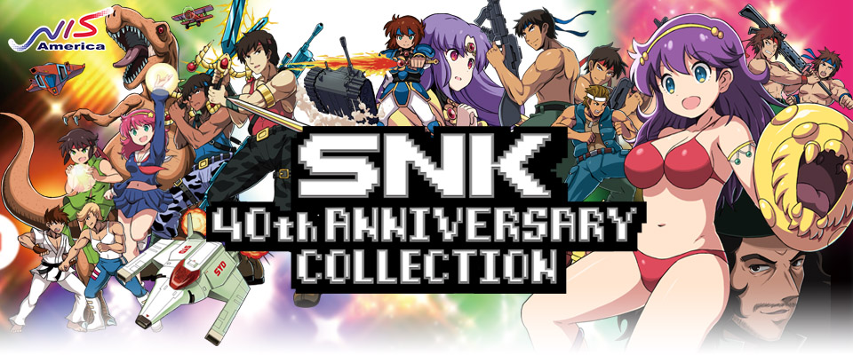 SNK40th Anniversary Collection
