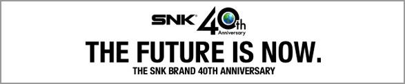 SNK40th