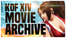 KOF XIV MOVIE ARCHIVE
